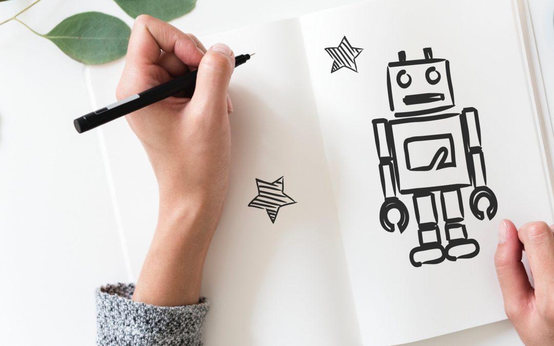 E voi, vorreste essere dei robot?