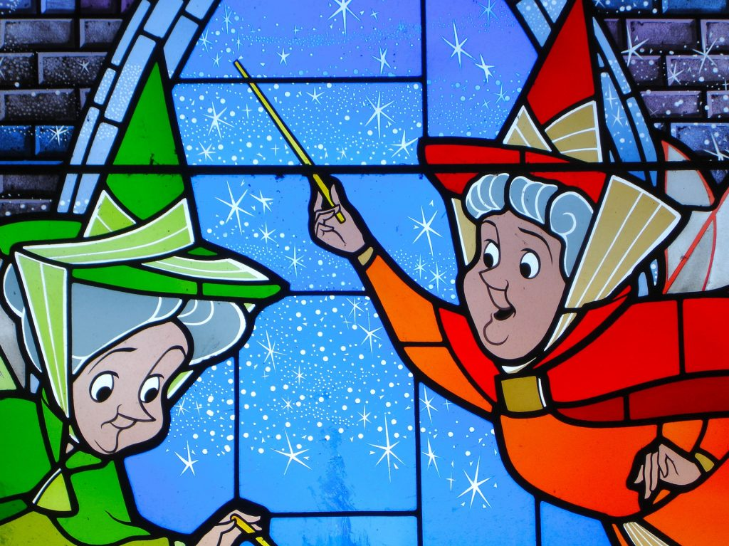 Disney plus + bacchetta magica