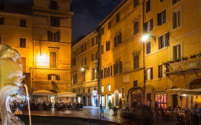 ROMA: Macchè se MAGNA qui, Novelle CUSINNE?